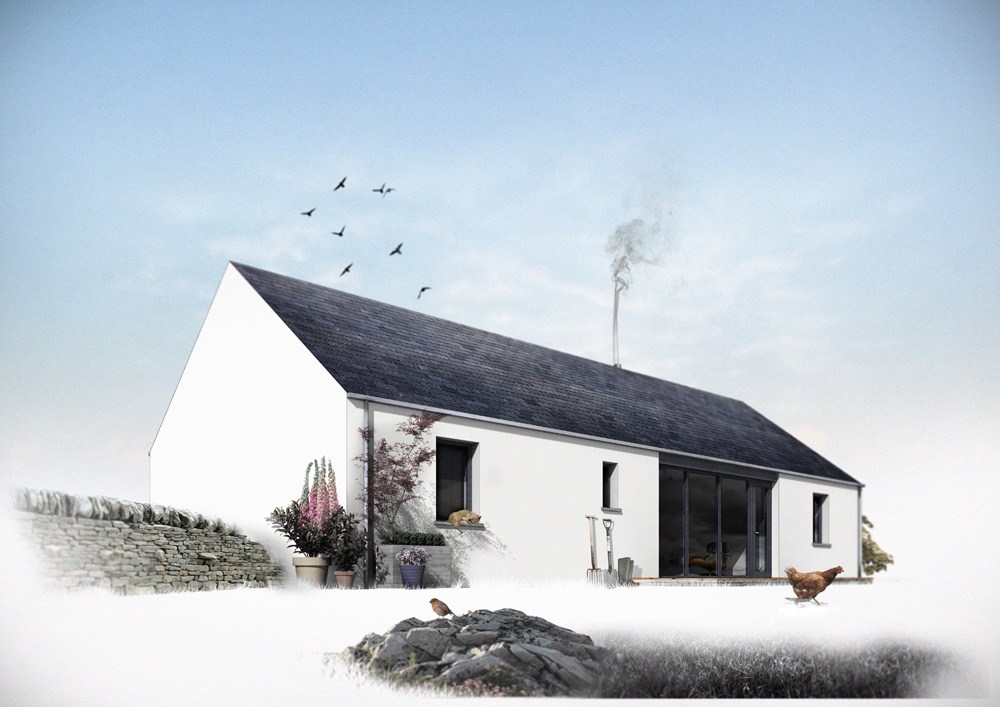 Eco cottage plans 2020 eco cottage for Piani eco cottage