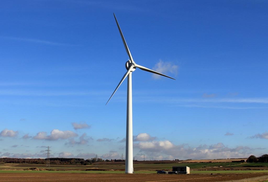 Upgrading And Replacing Wind Turbines In Ni