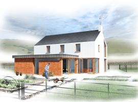 Pre Designed Homes. The Garden House