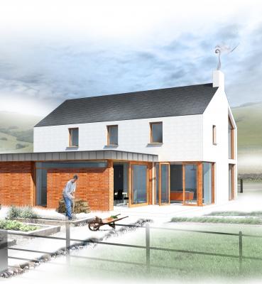 Pre Designed Homes The Garden House