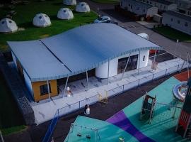 Blairs Caravan Park Project