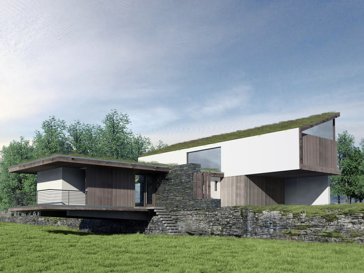 Strangford project 2020 architects