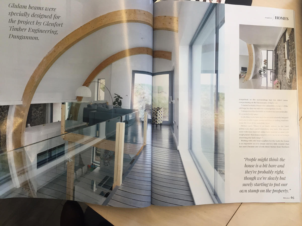 2020 architects portrush projects featured in homes interiors