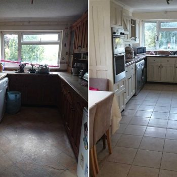 Kitchen Refurbishment by Janet McGregor