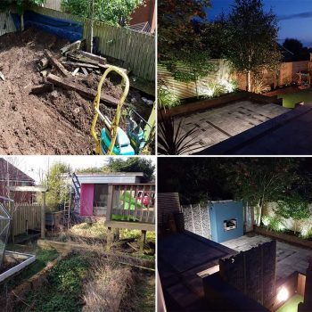 Garden Transformation by Stephen Whalley