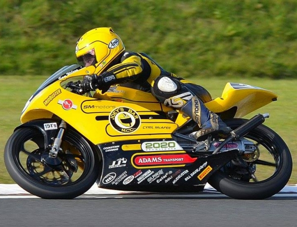 2020 announce sponsorship of Joey's Bar MCC Racing for 2017