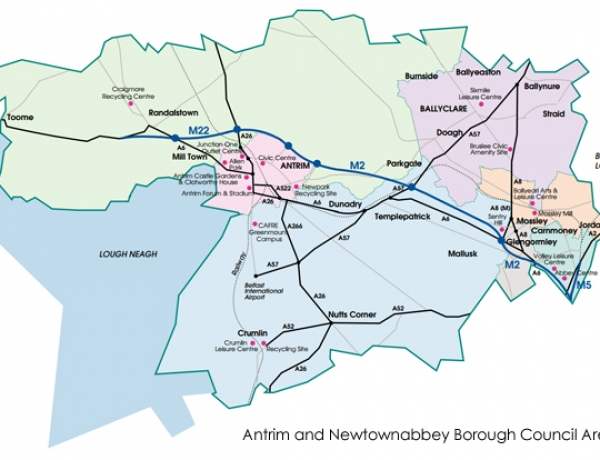 Antrim and Newtownabbey release Preferred Options Paper