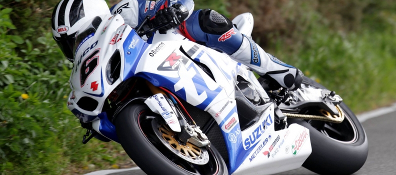 Provisional pole for William Dunlop at North West 200