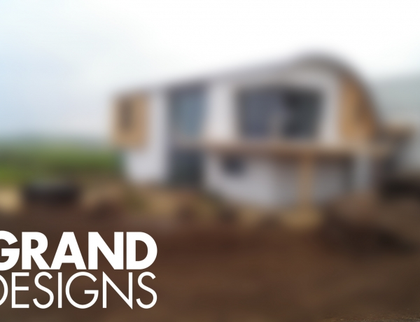 Don't miss our Grand Designs episode!!
