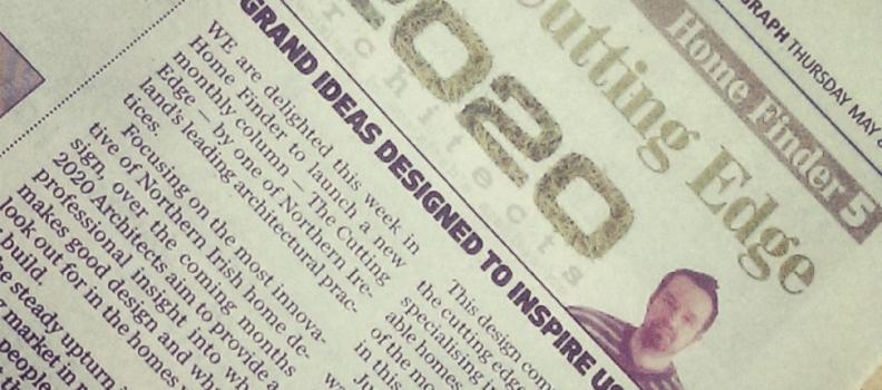 Belfast Telegraph introduce 2020's new column