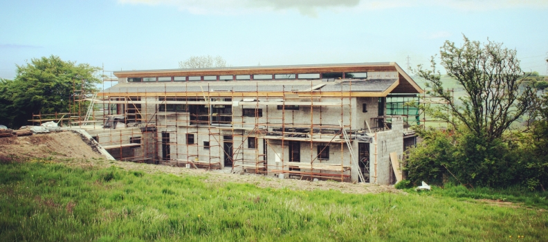 Our Guide to starting a self build