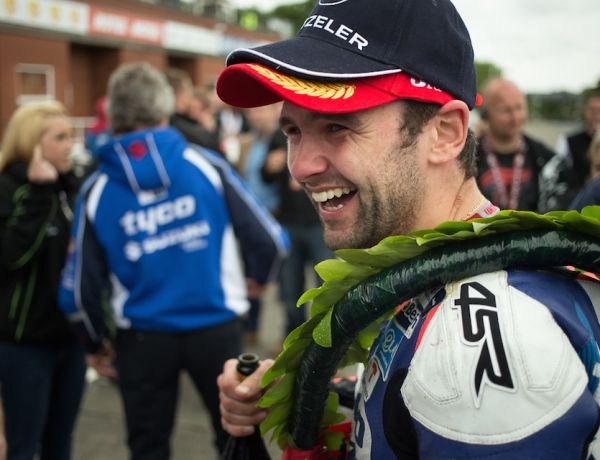 2020 announce their sponsorship of William Dunlop for 2015