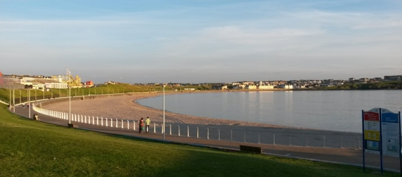 Portrush Urban Development Grant Explained