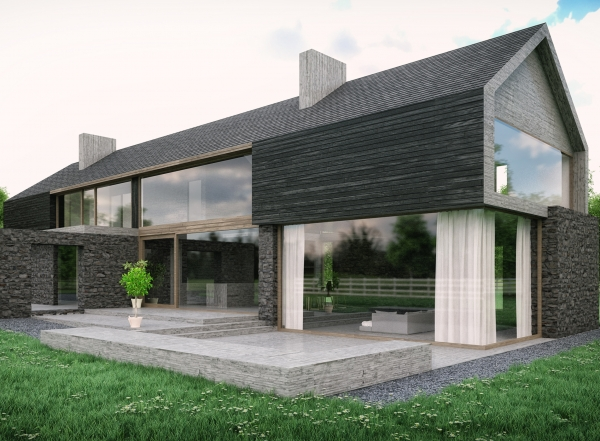 2020 Architects Slemish House