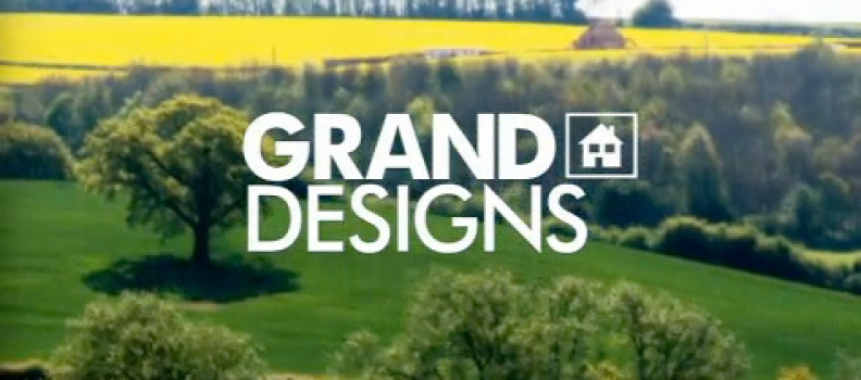 Another day filming completed for Grand Designs