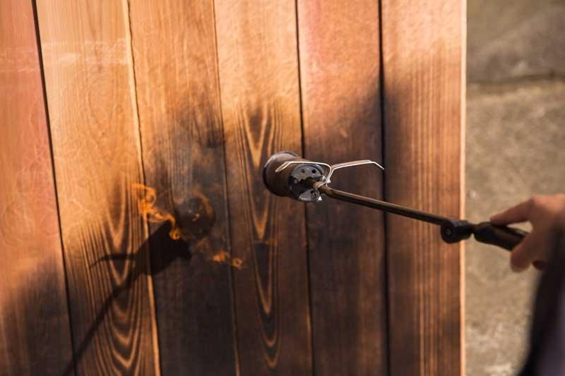 Shou Sugi Ban Charred Timber Cladding